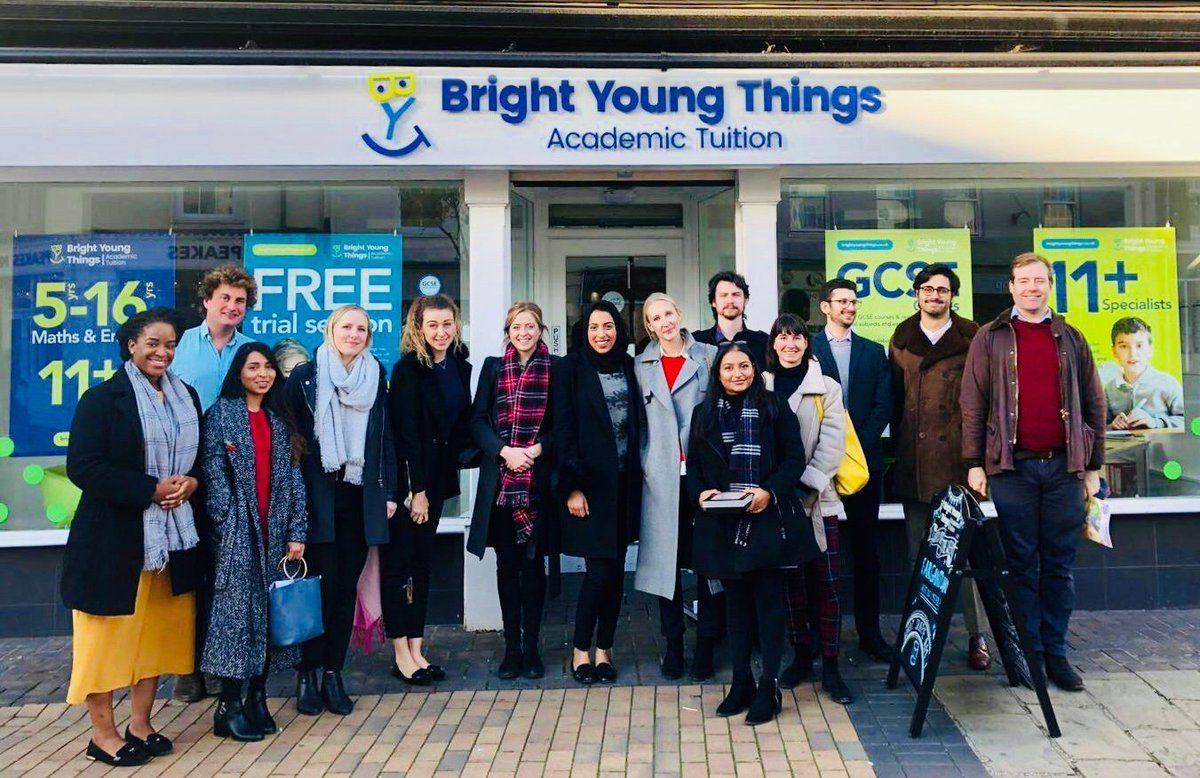 Bright Young Things Maidenhead