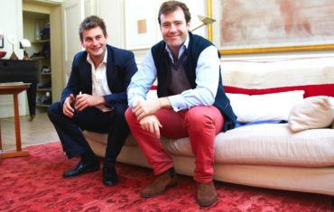 byt founders malachy guinness and woody webster