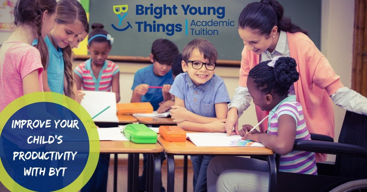 improve your child s productivity with byt